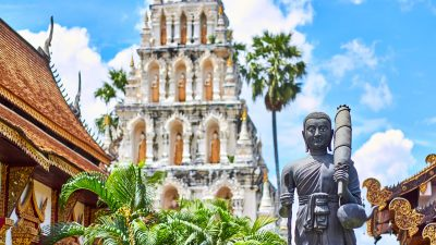 Thailand's beautiful architecture