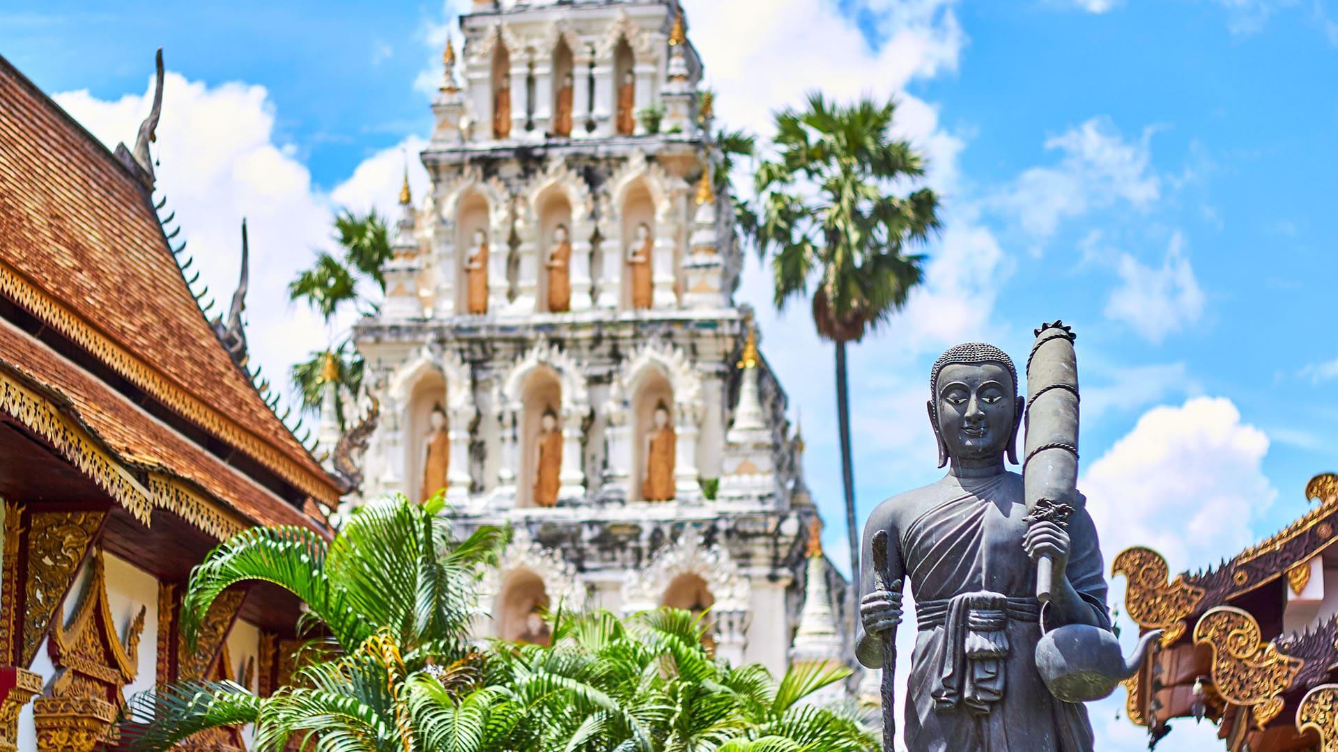 Thailand's beautiful architecture